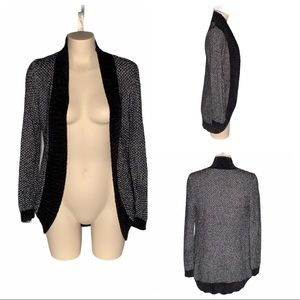 Dynamite Warm, Soft, and Cozy Open Front Sweater
